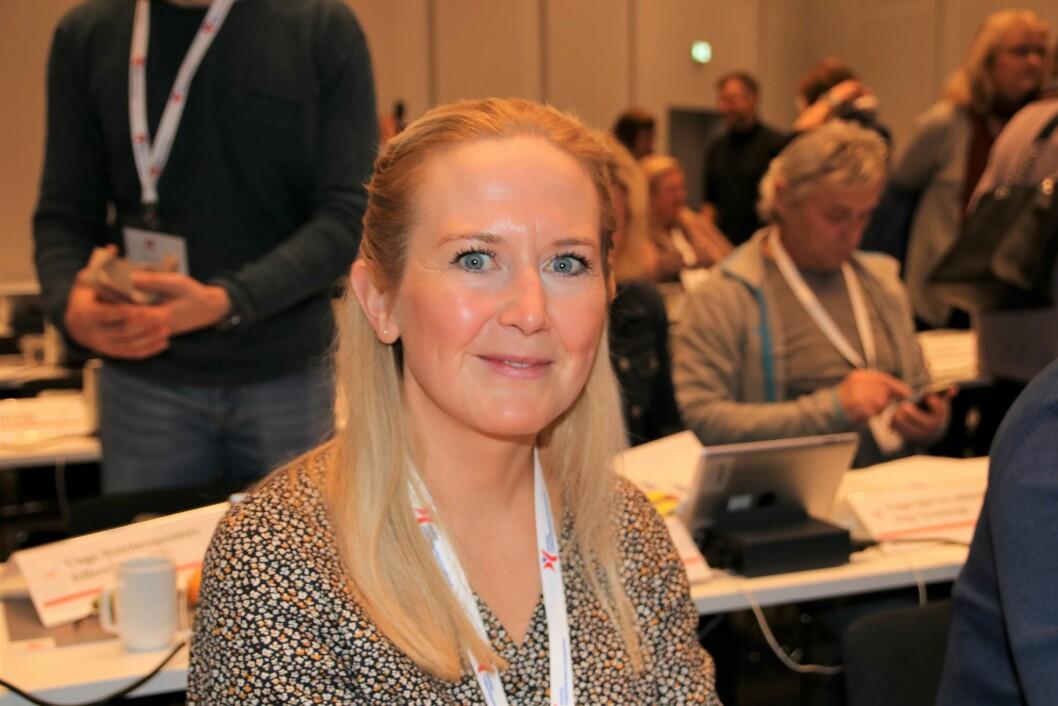 Leder Ida Bjerke i faggruppen Fysioterapi for eldre måtte avlyse årsmøteseminaret i Tromsø på grunn av koronaviruset.