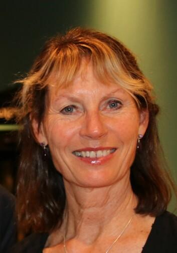 Kari Bø.(Foto: Cecilie Høstmark)
