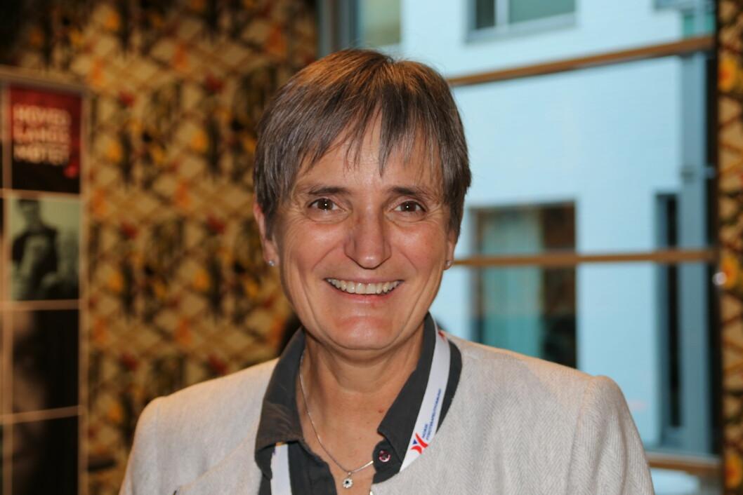 Forbundsleder Gerty Lund i Norsk Fysioterapeutforbund (NFF) er spent på hvordan medlemmene og organisasjonsleddene opplever organisasjonen.