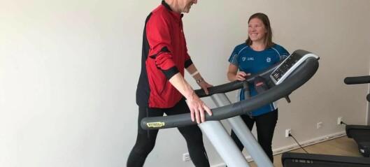 De med hjerteflimmer lever lenger om de trener