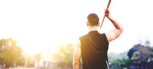 Idrettsungdom med helseplager kan få god hjelp av fysioterapeuter