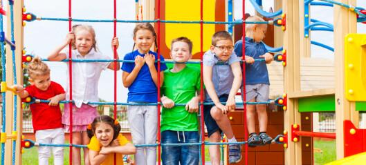 Mange er i dårligere form – idrettsfysioterapeutene vil ha skoledugnad