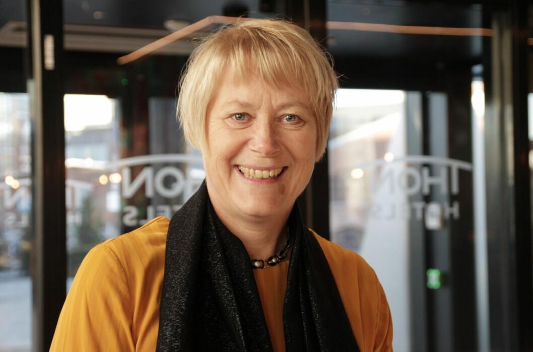 Leder i fysiofondet, Eilin Ekeland mener det ikke var faglig grunnlag for å avslå søknaden fra PFF. Foto: Fysioterapeuten