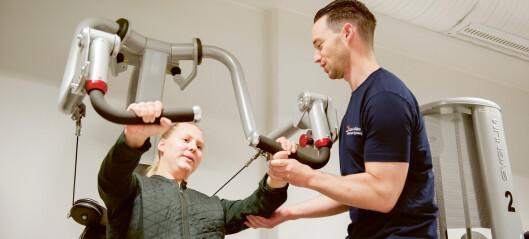 Få spesialister i nevrologisk fysioterapi i privat praksis