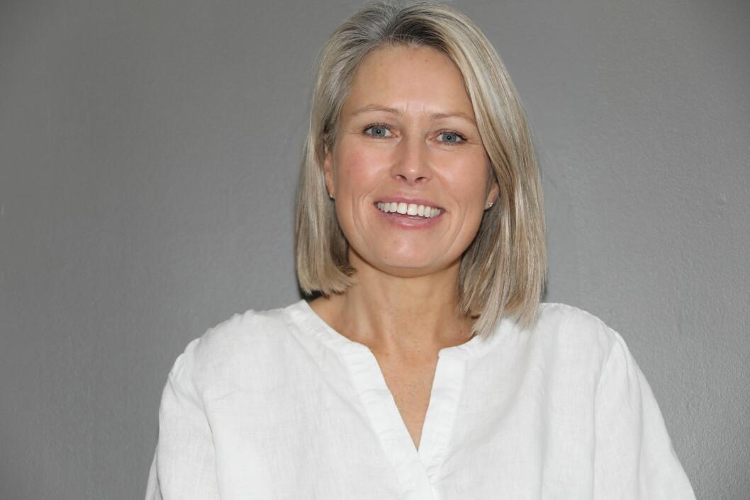 - Er barnefysioterapeuter for usynlige, spør Henriette Paulsen. Foto: Privat.