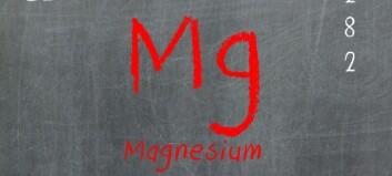 Magnesium mot hoftebrudd