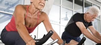 Effekt av intervalltrening etter hjertetransplantasjon