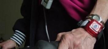 Oppfølging av kronisk lungesykdom med sensorer