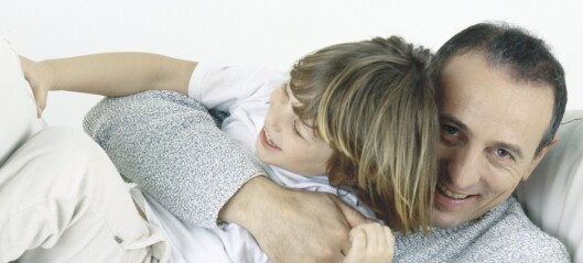 Flere overvektige barn i familier med skilte foreldre