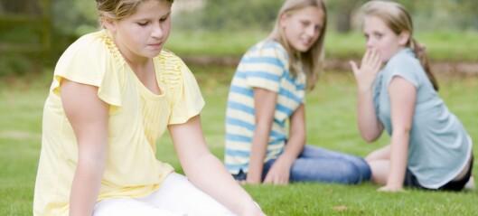 Faktorer av betydning for overvekt og fedme blant barn