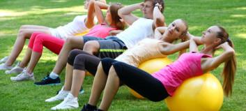 - Ungdom trenger psykomotorisk fysioterapi