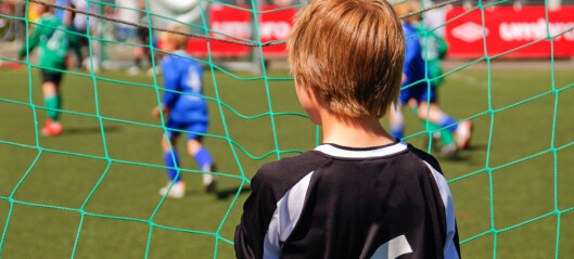 Overvekt blant barn er ulikt fordelt