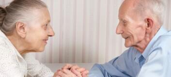 Smertebehandling gjør demente mer aktive