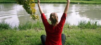 Yoga er bra for hjertet