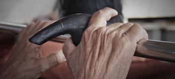 - Ortogeriatri gir bedre resultat ved hoftebrudd