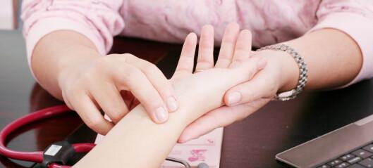 For dårlige helsetjenester for voksne med utviklingshemning