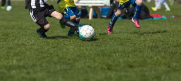 Unødig frykt for idrettsaktiviteter
