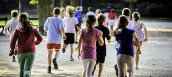 Debatt om fysisk aktivitet og kroppsøving i skolen