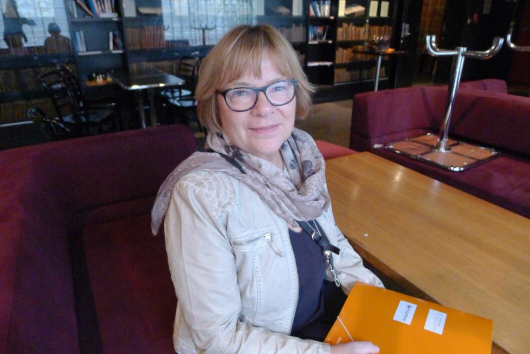 Nina Emaus, leder ved Institutt for helse- og omsorgsfag, UiT Norges arktiske universitet.