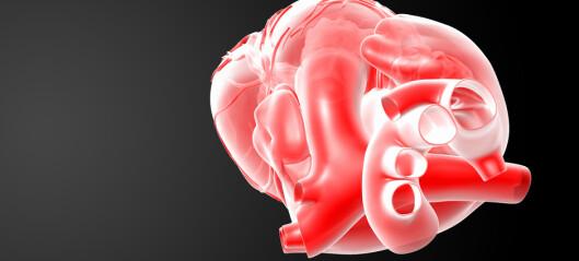 Hjertefeil påvirker muskelstyrke