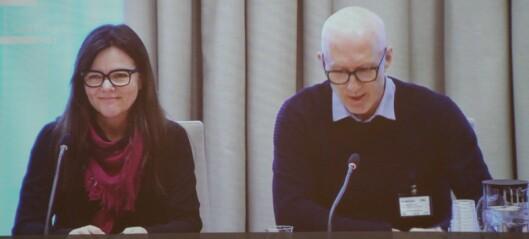 NFF møter Helse- og omsorgskomiteen
