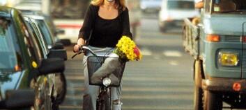 Treningseffekten trumfer luftforurensning