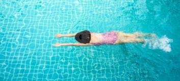 Svømming mot smerter