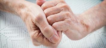Er det lov å si dement?
