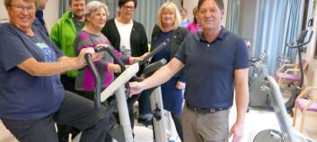 Prioriterer folkehelse, ansetter fysioterapeuter