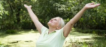 Fysio-veteran trener eldre i hverdagsmestring