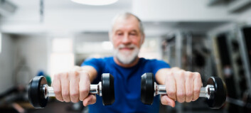 Styrketrening til skrøpelige eldre