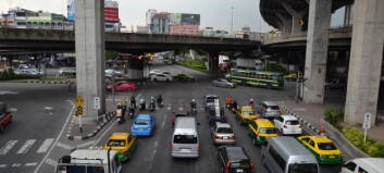 Mulig sammenheng med bosted nær sterk trafikk