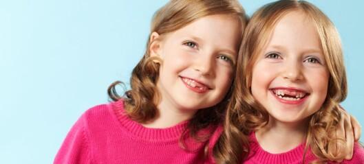 Tvillingstudie viser at hofteartrose er mer arvelig enn kneartrose