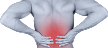 Sykdomsforståelse har betydning for ryggplager
