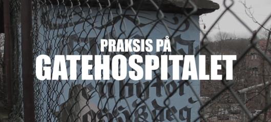 Praksis på Gatehospitalet