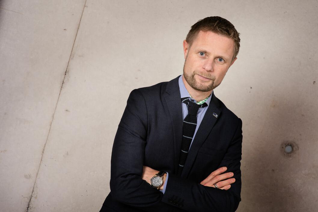 Helse- og omsorgsminister Bent Høie. Foto: Bjørn Stuedal