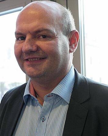 John Berg-Jensen FFO. Foto: Karoline Vårdal