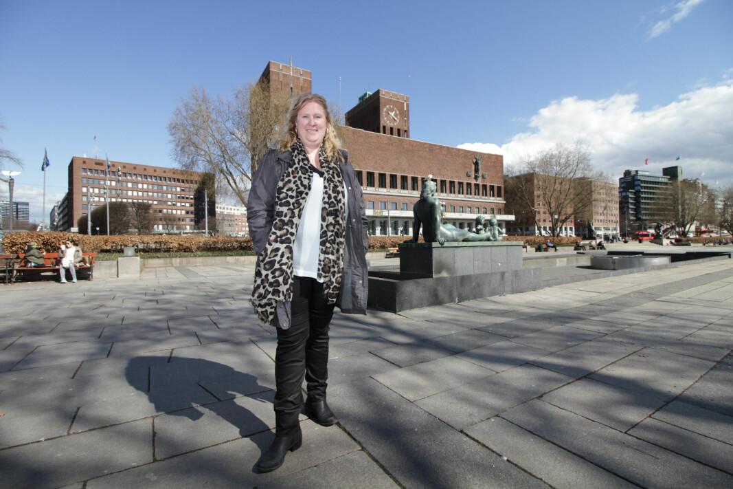 Regionleder Karianne Bruun Haugen.