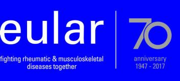 Fysioterapeut leder helseprofesjonene i EULAR