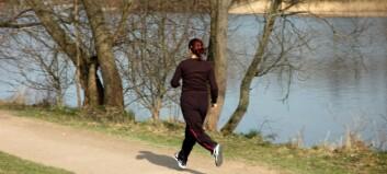 Løping ser ikke ut til å være en årsak til kneartrose