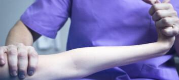 Færre får rehabilitering i sykehus