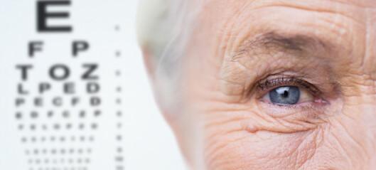 Dårlig syn kan gi nakkeproblemer