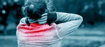 Trening mot kroniske smerter