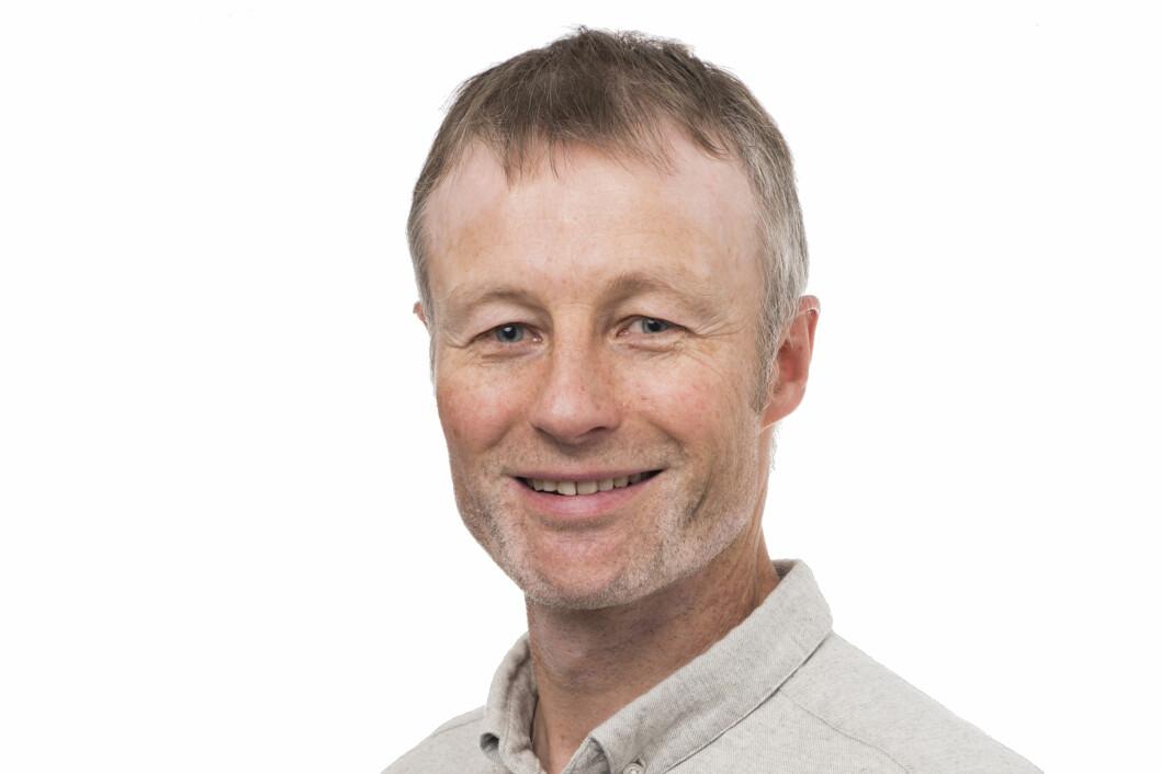 NIH-rektor Lars Tore Rongland. Foto: NIH