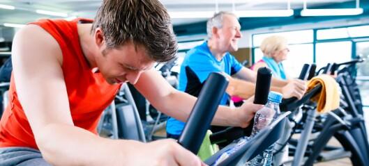 Artrose: Dosert trening ga mindre smerter og bedre funksjon
