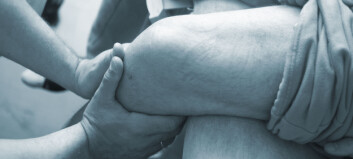 Fysioterapeut tok jobben i egne hender