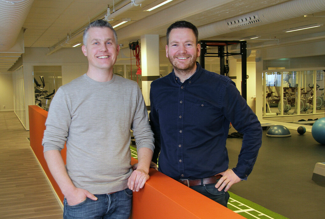 Næringspolitisk råd tar metoo-debatten. Her representert ved leder av NFG, Lars Håvard Høgvoll, og rådsleder Per Olav Peersen. Foto: Kai Hovden
