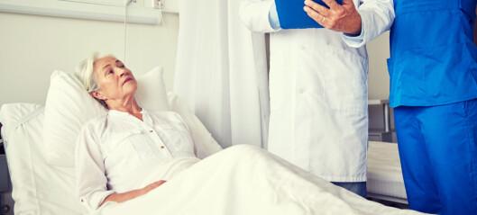 Ønsker innspill om pasientforløp