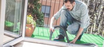Fysisk aktivitet: Husarbeid gir også helsegevinst