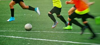 Forebygging av idrettsskader blant unge